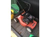 Petrol Lawnmower by Sovereign
