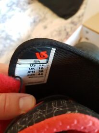 Burton ION mens snowboard boots UK10 US11