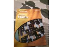 Maths textbooks selection