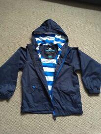 Boys jacket age 9-10 years