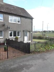 Recently decorated 2 bedroom house for rent in Auchengray