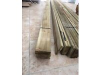 240x10cm Wooden Planks (Free - Collection only)