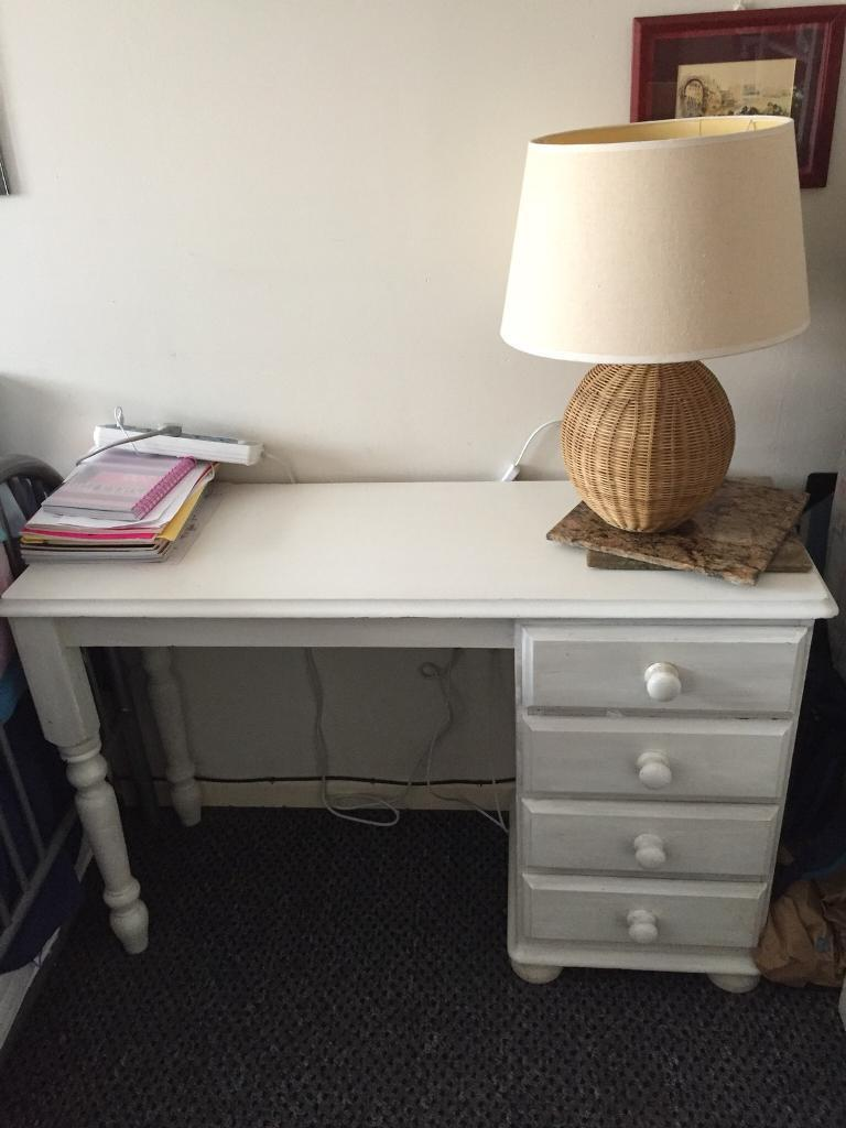 Dressing table/ Desk with Drawers
