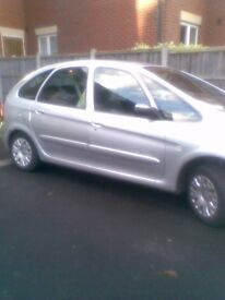 Xsara Picasso in v. good condition. Used daily. Almost full year's M.o.T Reluctant sale