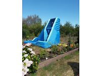 Little Tikes Inflatable Water Slide with Pool