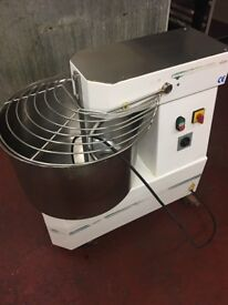 Dough Mixer 50ltr ( Spiral Mixer ) used
