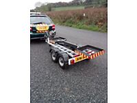 RECOVERY TOW DOLLY TRANSPORTER TRAILER SPEC LIFT TOWING OUTFIT SELF TOW BREAKDOWN CAR HAULER