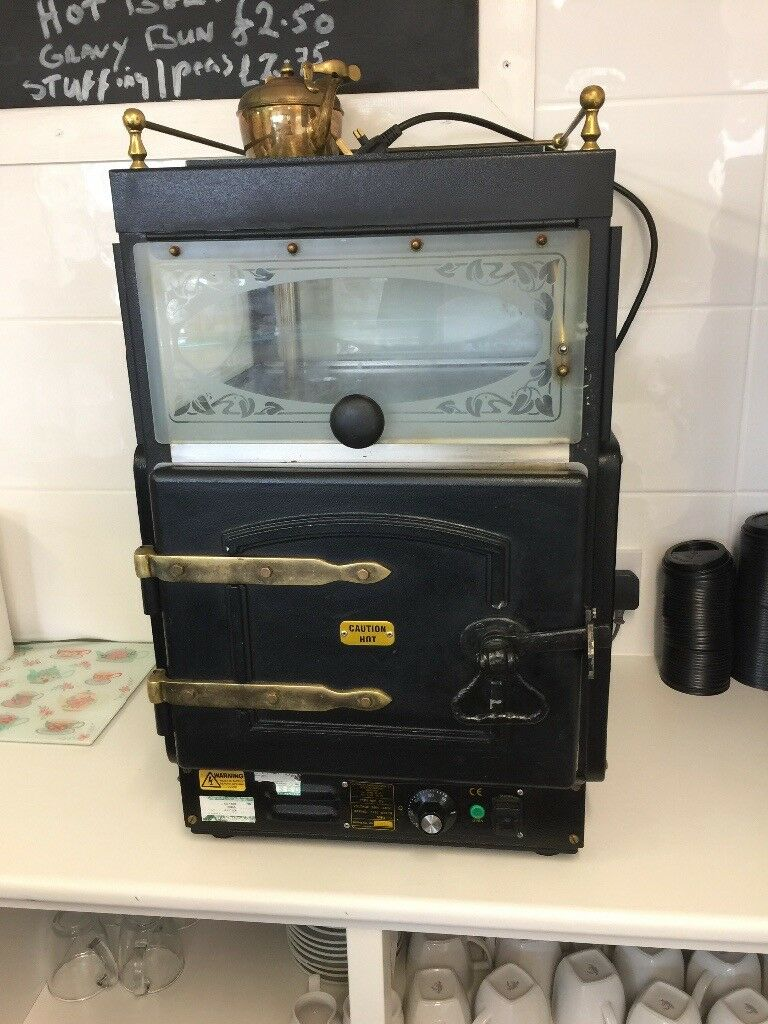 Victorian jacket potato machine excellent condition