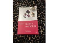 Mastering fashion marketing book