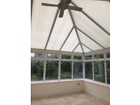 Large Conservatory to go !