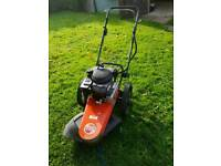 Wheeled Trimmer Mower.** Price Reduction **