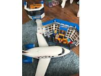 Airport playmobil set