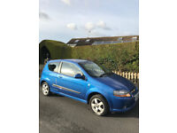 Chevrolet Kalos 3 Door SX 1.4 Only 17,500 Miles! Ideal First Car.