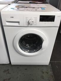 New Logik Washing machine 8KG - White