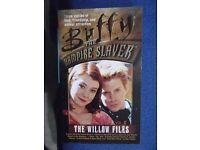 Buffy The Vampire Slayer paperback - The Willow Files Volume 1 - As New condition