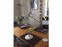 Genuine Anglepoise desk lamp. Good condition.