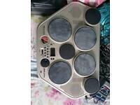 Yamaha dd5c electronic drum kit