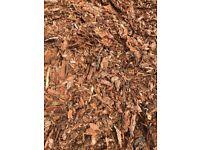 Decorative bark free delivery