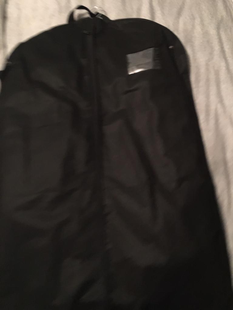 6d49d3857a231f Hugo boss men's designer black leather jacket   in Liverpool ...