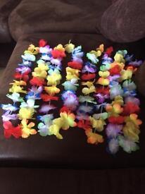 Hula garlands x 6 *new*
