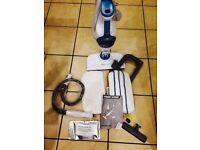Pristine condition steam mop