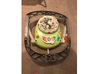 Fisher price space saver baby bouncer