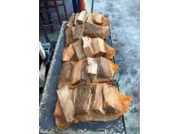 Softwood log nets