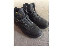 Dewalt laser men safety boots size 8