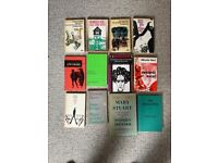 German books from ALevel and degree courses