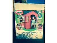 Little Tikes Cape Cottage Playhouse (brand new still in box, never used)