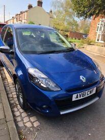 Renault Clio 1.2, 12 Month MOT, £3450 ONO.