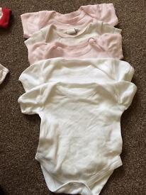 New born vest bundle