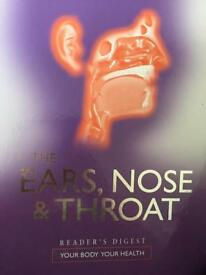 Ears, nose and throat book