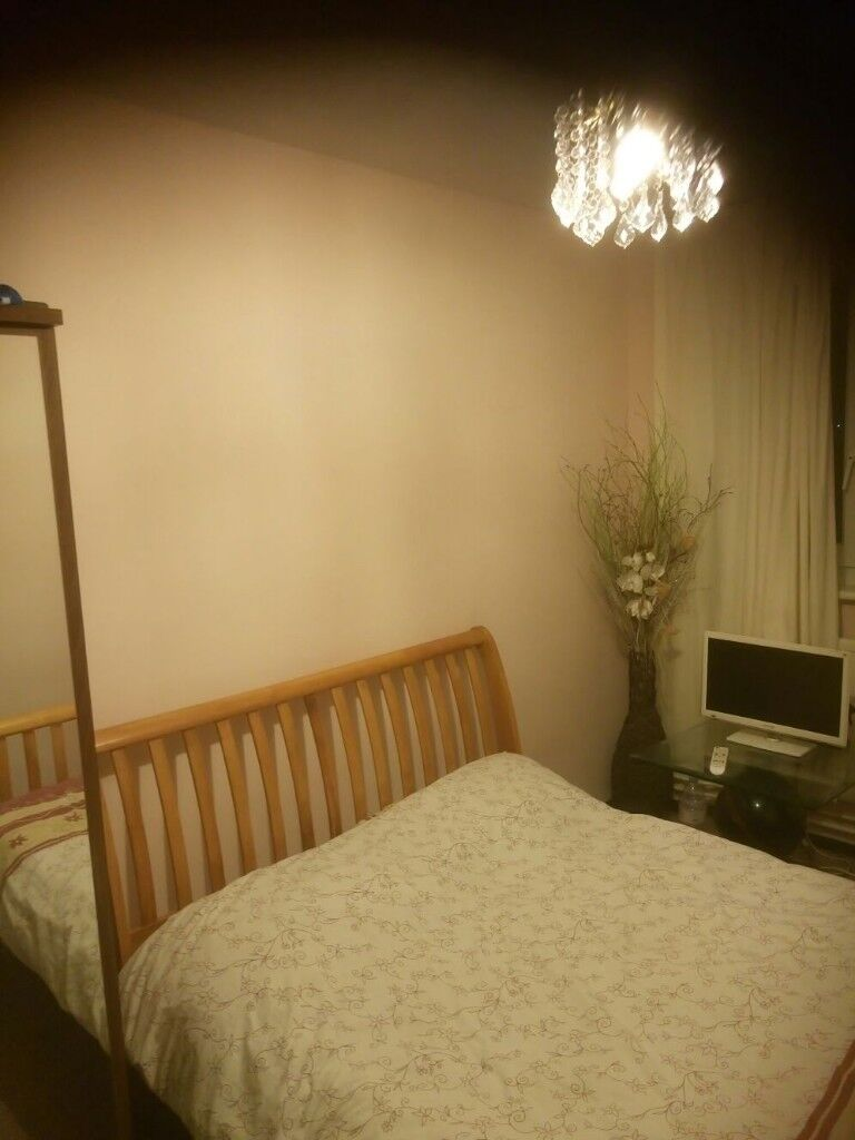 Single spare room in a spacious flat