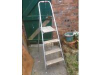 Metal Folding Ladders