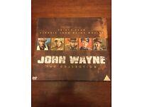 John Wayne 34 films DVD boxset