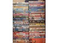 Bundle of DVDs