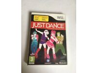 Just Dance 1 - Wii game