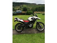 BMW G650GS 2011 Low Mileage