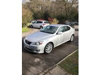 LEXUS iS250 AUTOMATIC HEATED AND COOLED SEATS FSH KEYLESS OPEN&GO