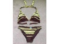 John Lewis bikinis x2, size 10/12