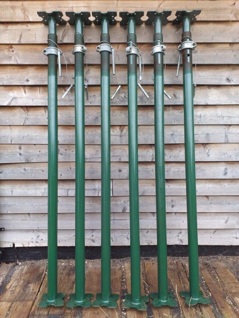 2 x Acrow Props Acro Props Size