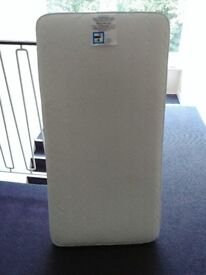 FREE Kiddicare Mattress in very good condition