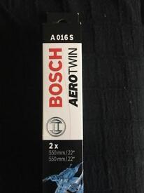 "Bosch Aerotwin 22""x22"" A016S Windscreen wiper blades"
