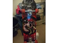 Skateboard in good condition