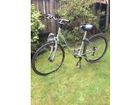 Powabyke Ladies 6 Speed Bicycle