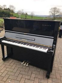 Yamaha U3 Upright piano |Belfast Pianos| Free delivery|