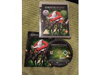 Ghostbusters PS3 game, mint condition