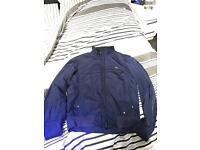 Hugo Boss navy jacket