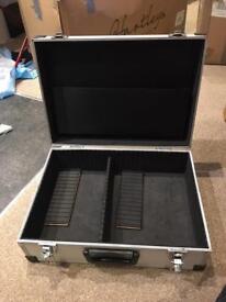 Aluminium case nice condition